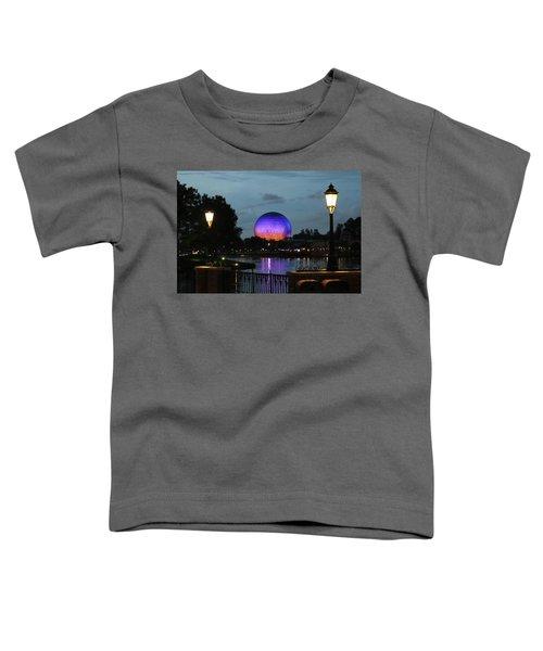 Evening At Epcot Toddler T-Shirt