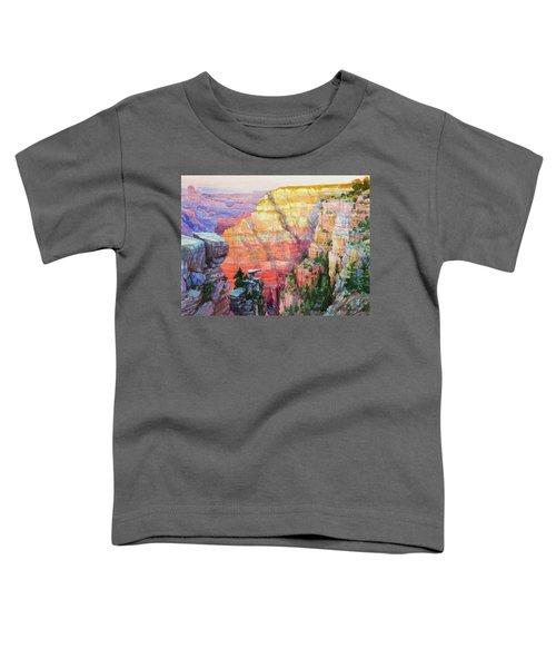 Evening Colors  Toddler T-Shirt