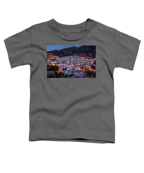 Evening In Competa Toddler T-Shirt