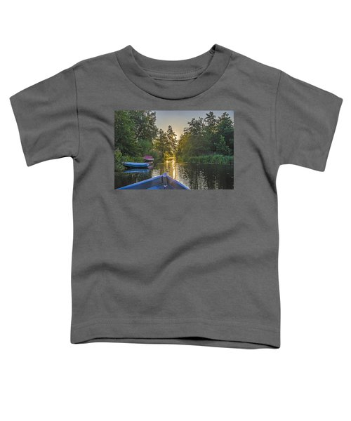 Evening In Loosdrecht Toddler T-Shirt