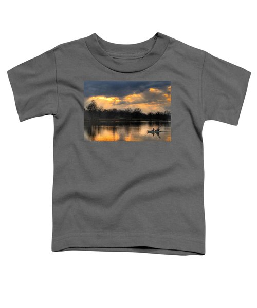 Evening Relaxation Toddler T-Shirt