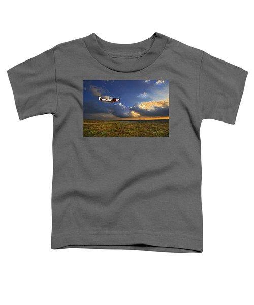 Evening Spitfire Toddler T-Shirt