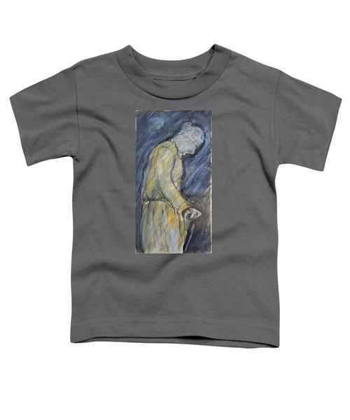 Evening Stroll Toddler T-Shirt