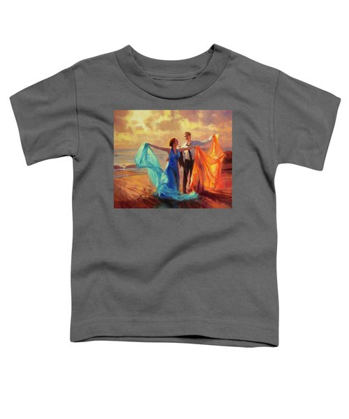 Evening Waltz Toddler T-Shirt
