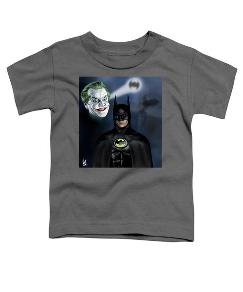 Ever Dance With The Devil In The Pale Moonlight? Toddler T-Shirt