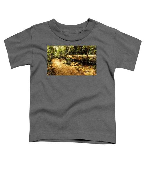 Evergreen Jungle Trails Toddler T-Shirt