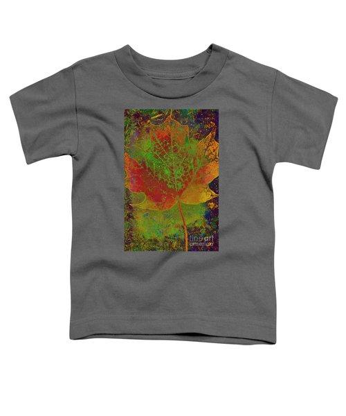 Evolution Of Life Toddler T-Shirt