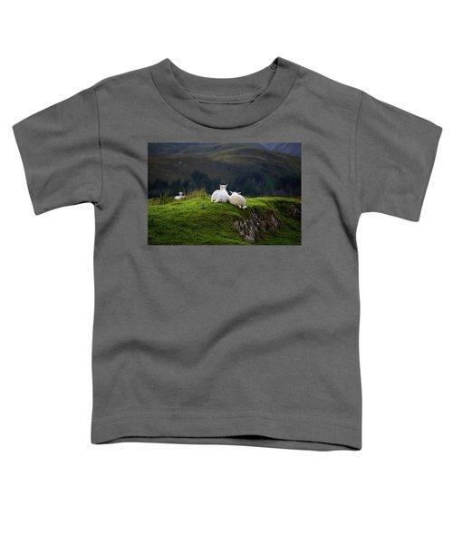 Ewe And Me Toddler T-Shirt