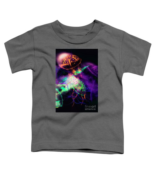 Exotic Rainbows Toddler T-Shirt