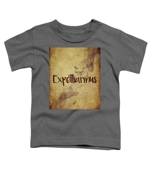 Expelliarmus Toddler T-Shirt