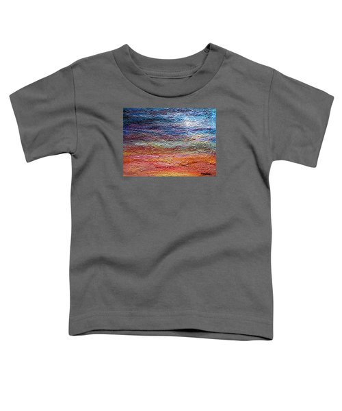 Exploring The Surface Toddler T-Shirt