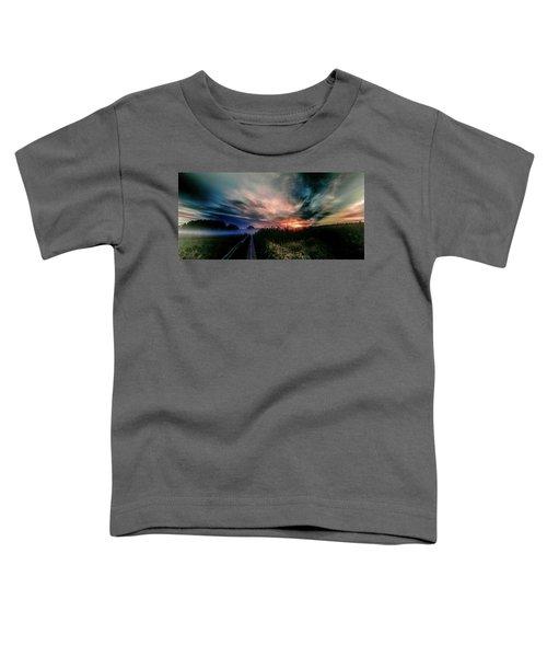 Explosive Morning #h0 Toddler T-Shirt