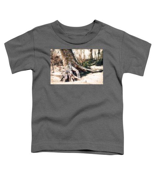 Exposed Toddler T-Shirt