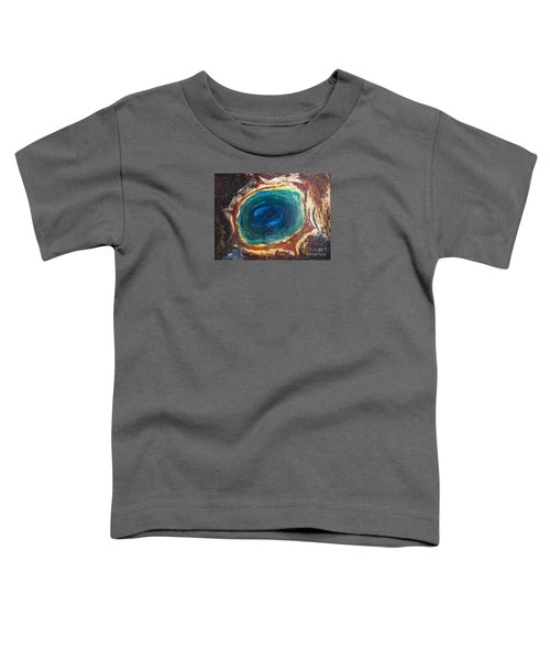 Eye Into The Earth Toddler T-Shirt