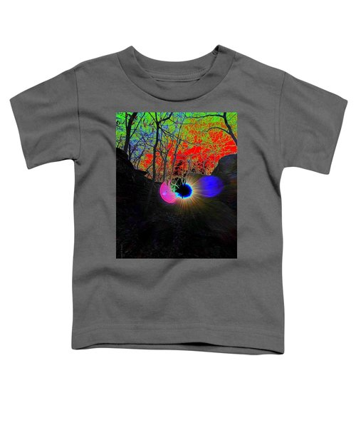 Eye Of Nature Toddler T-Shirt