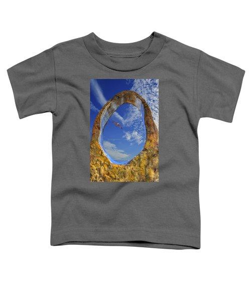 Eye Of Odin Toddler T-Shirt