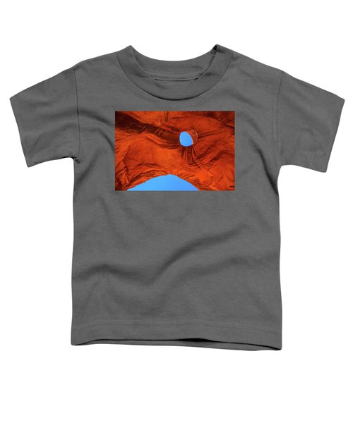 Eye Of The Eagle Toddler T-Shirt