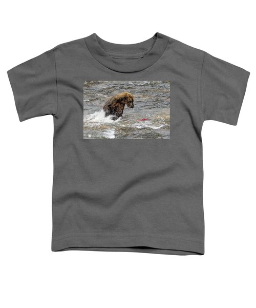 Eye On The Sockeye Toddler T-Shirt
