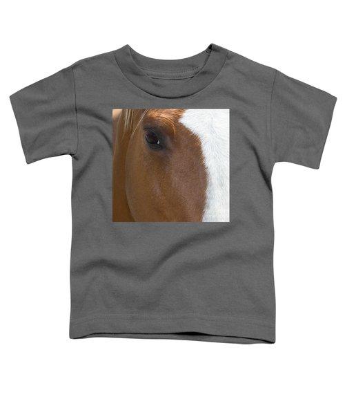 Eye On You Horse Toddler T-Shirt