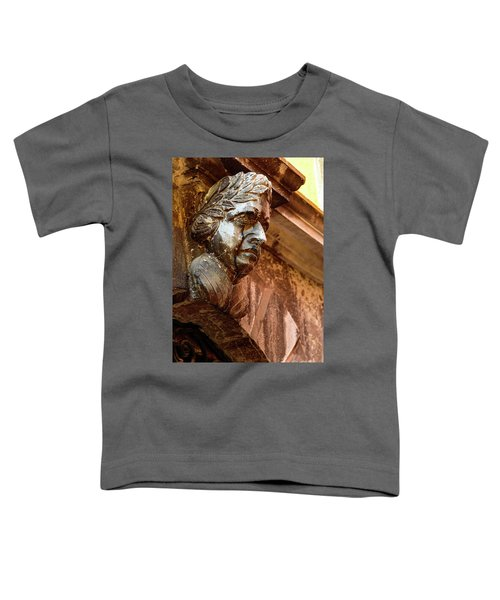 Face In The Streets - Rovinj, Croatia Toddler T-Shirt