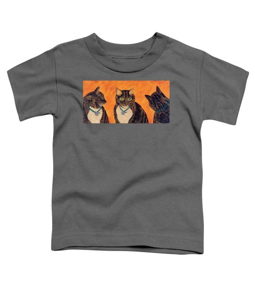 Face-off Toddler T-Shirt