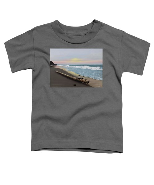Face To The Morning Toddler T-Shirt