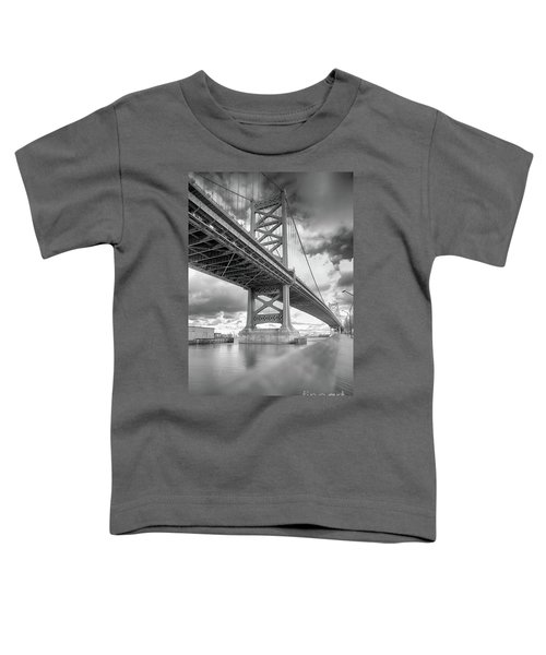 Fade To Bridge Toddler T-Shirt