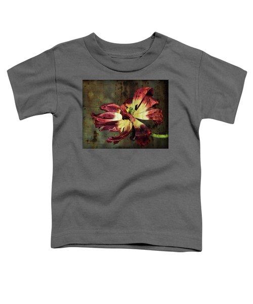 Faded Elegance Toddler T-Shirt