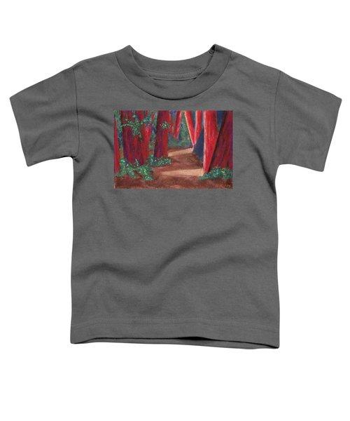 Fairfax Redwoods Toddler T-Shirt