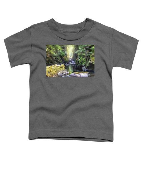 Fairy Glen - Wales Toddler T-Shirt