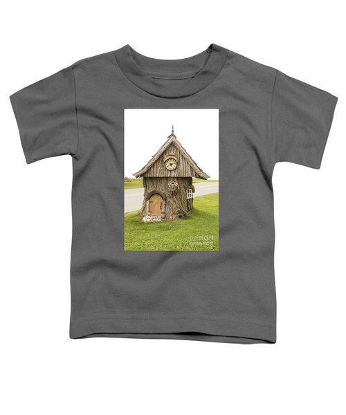 Fairy House In Vermont Toddler T-Shirt