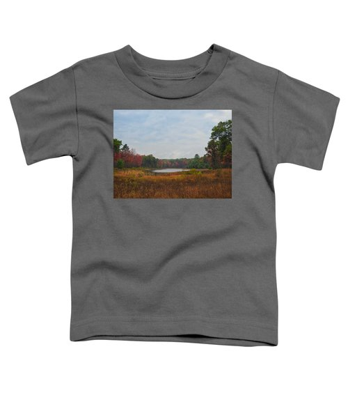 Fall Colors At Gladwin 4459 Toddler T-Shirt