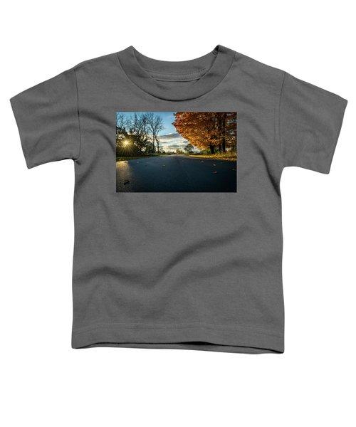 Fall Day Toddler T-Shirt