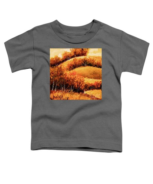 Fall Toddler T-Shirt