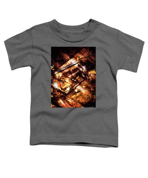 Fall In Fire Toddler T-Shirt