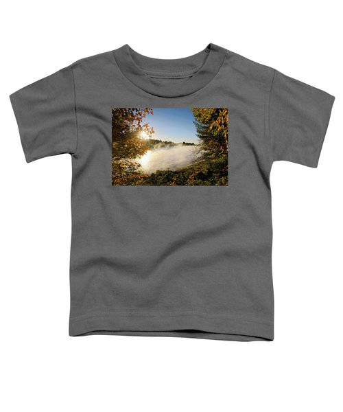 Fall In New England Toddler T-Shirt