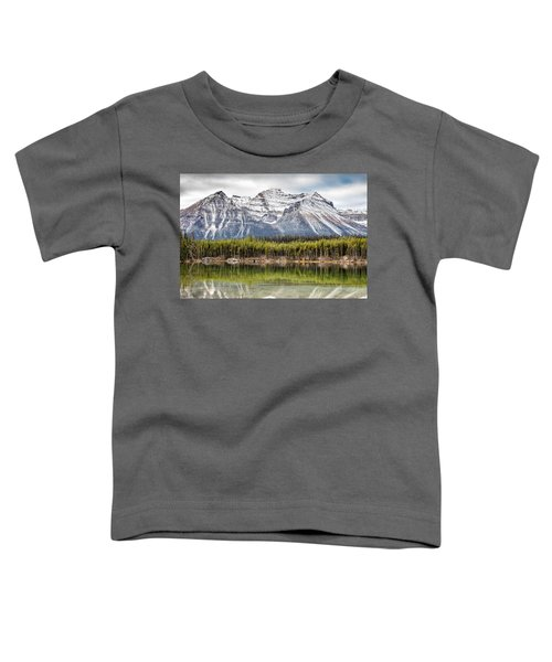 Fall In The Canadian Rockies Toddler T-Shirt