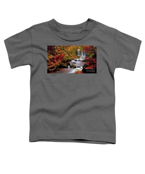 Fall It's Here Toddler T-Shirt