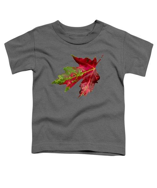 Fall Leaf Toddler T-Shirt