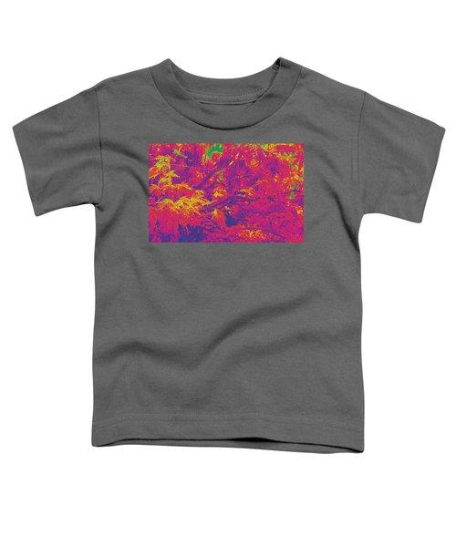 Fall Leaves #14 Toddler T-Shirt