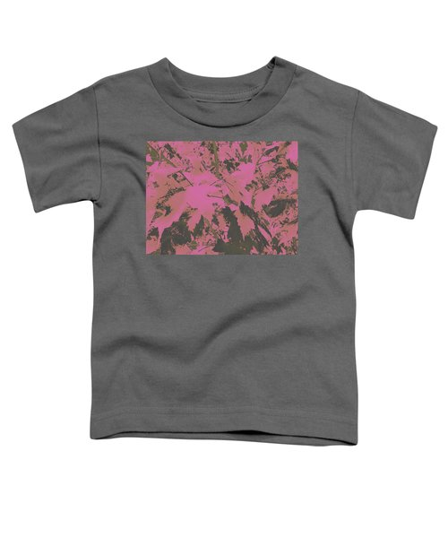 Fall Leaves #6 Toddler T-Shirt