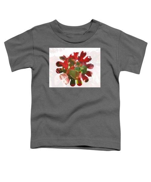Fall Leaves #9 Toddler T-Shirt