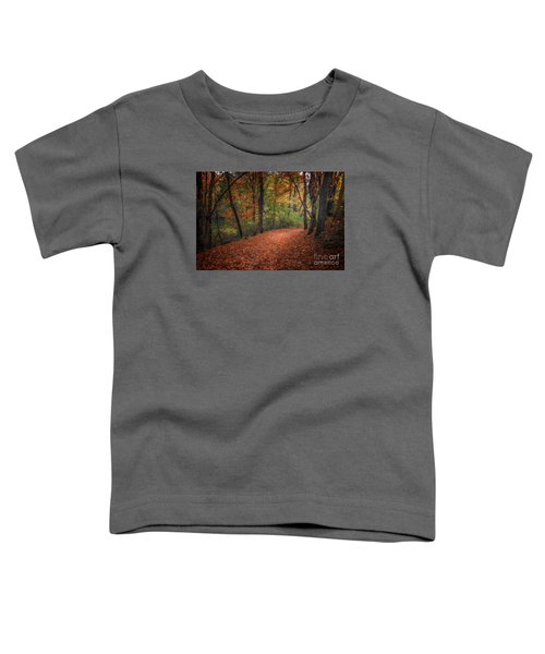 Fall Trail Toddler T-Shirt
