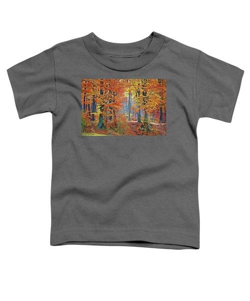 Fall Woods Toddler T-Shirt