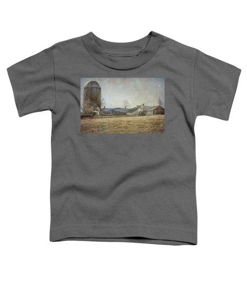 Fallen Barn  Toddler T-Shirt
