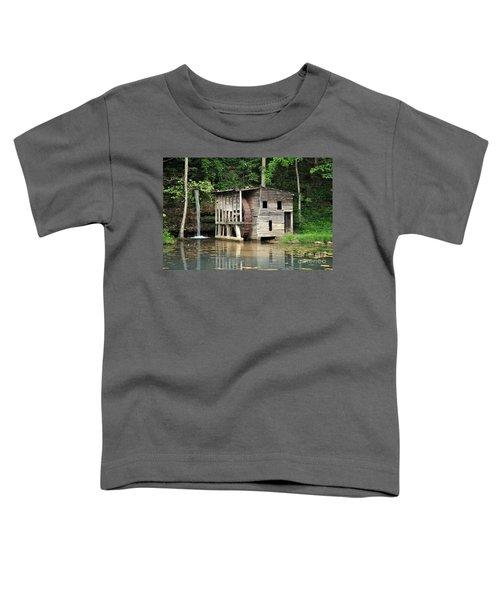 Falling Spring Mill 3 Toddler T-Shirt