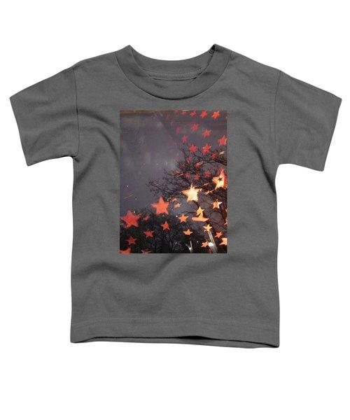Falling Stars And I Wish.... Toddler T-Shirt