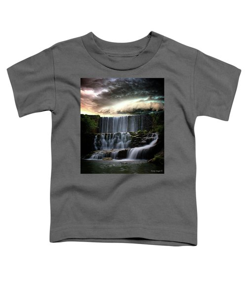 Falls At Mirror Lake Toddler T-Shirt