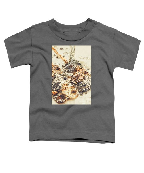 Fancy Dress Timepieces Toddler T-Shirt