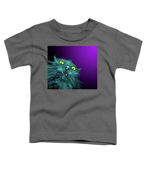 Fang Dizzycat Toddler T-Shirt